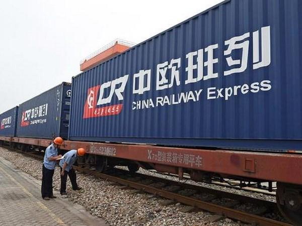 China amplia ruta de transito mercantil a Sudeste de Asia hinh anh 1