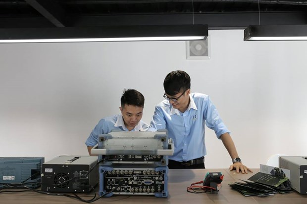 Abren en Hanoi nuevo espacio creativo para emprendedores hinh anh 3