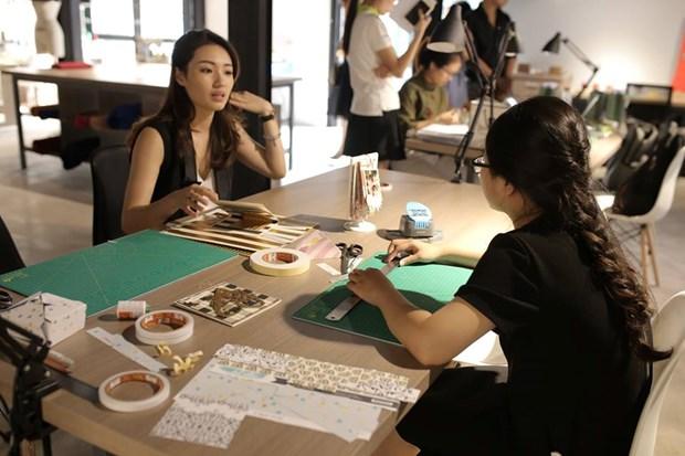 Abren en Hanoi nuevo espacio creativo para emprendedores hinh anh 6