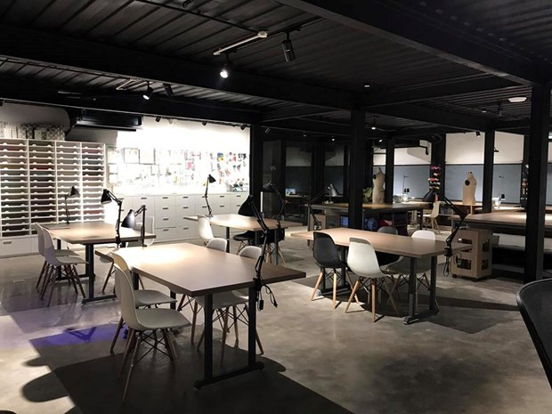 Abren en Hanoi nuevo espacio creativo para emprendedores hinh anh 7