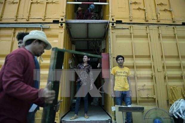 Tailandia promulga ley sobre trabajadores migrantes hinh anh 1