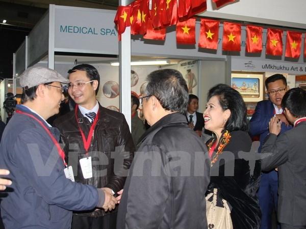 Empresas vietnamitas buscan oportunidades de negocios en Africa hinh anh 1