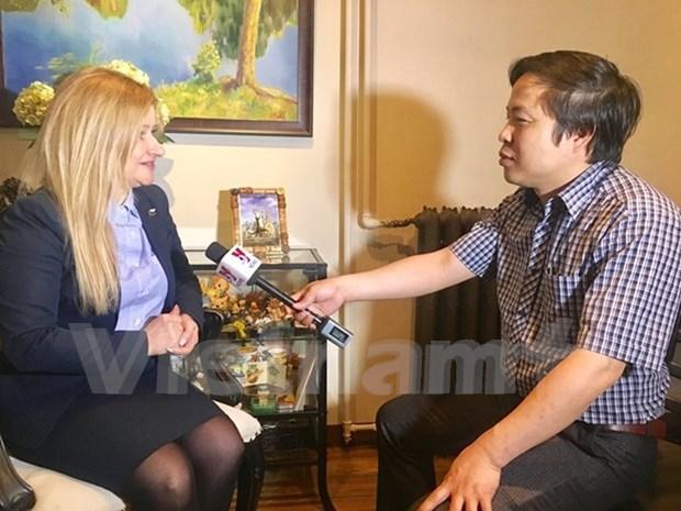 Rusia: gran mercado potencial para comunidad empresarial de Vietnam hinh anh 1