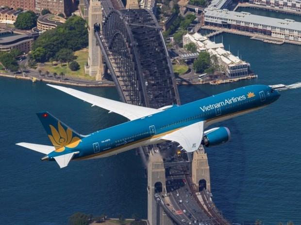 Vietnam Airlines recibe premios regionales por alta calidad de servicios aeroportuarios hinh anh 1