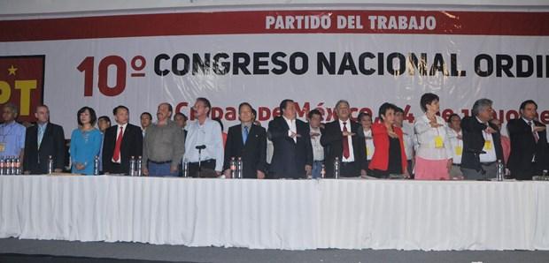 Fortalecen Vietnam y Mexico vinculos partidistas hinh anh 1