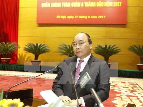 Enaltecen labores politicas y militares de las fuerzas armadas vietnamitas hinh anh 1