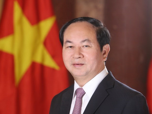 TLC entre Vietnam y UEE centrara visita de presidente Dai Quang a Rusia hinh anh 1