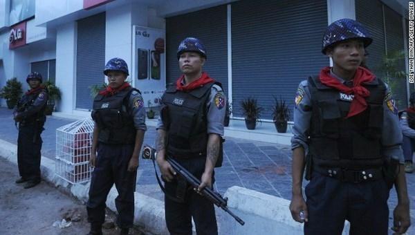 Myanmar arresto a mas de 200 narcotraficantes en frontera con Tailandia hinh anh 1
