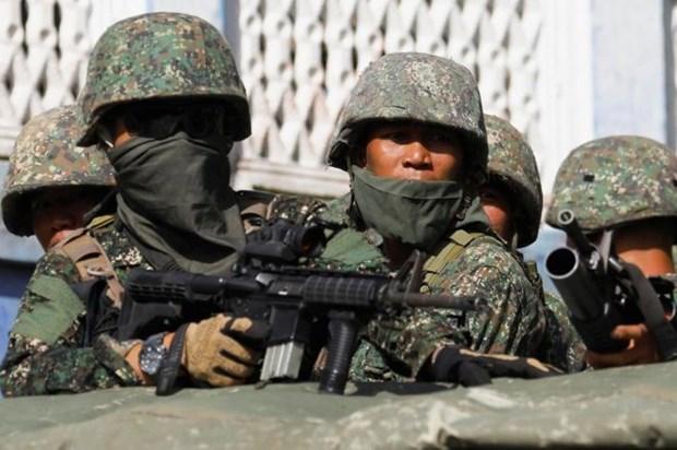 Gobierno de Filipinas rechaza negociaciones con terroristas hinh anh 1
