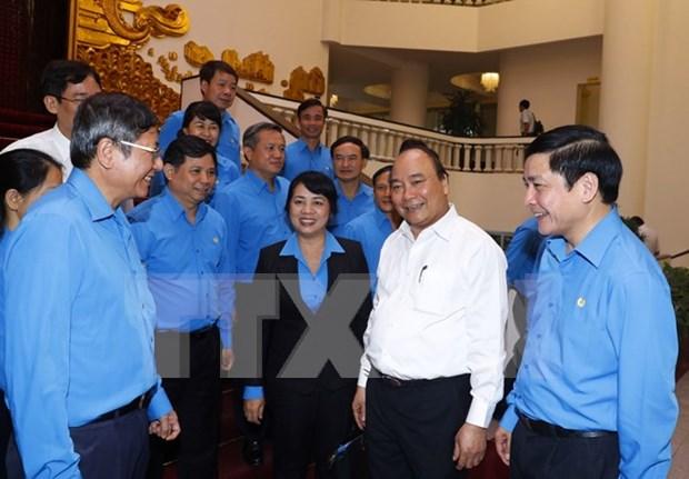 Gobierno vietnamita comprometido con garantia de derechos de trabajadores hinh anh 1