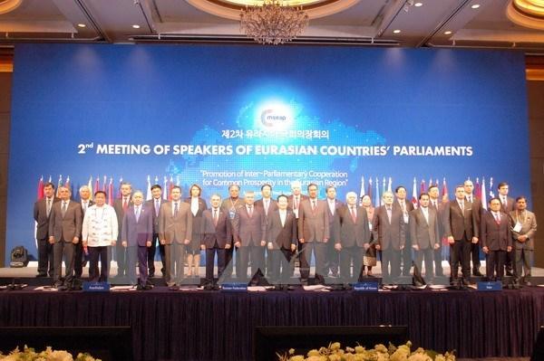 Vietnam respalda establecimiento de asociacion estrategica entre ASEAN y Rusia hinh anh 1