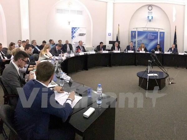 Cooperacion en inversion: elemento garantizador para relaciones estables Vietnam- Rusia hinh anh 1
