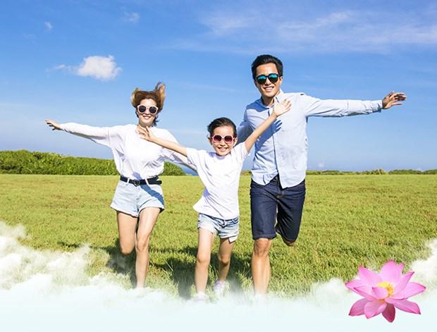 Localidades vietnamitas celebran el Dia de la Familia hinh anh 1