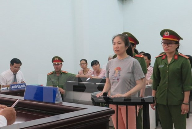 Tribunal condena a 10 anos de prision a bloguera por propaganda contra el Estado hinh anh 1