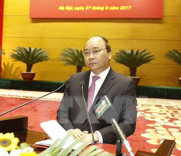 Premier vietnamita envia felicitaciones por aniversario 20 de retorno de Hong Kong a soberania china hinh anh 1