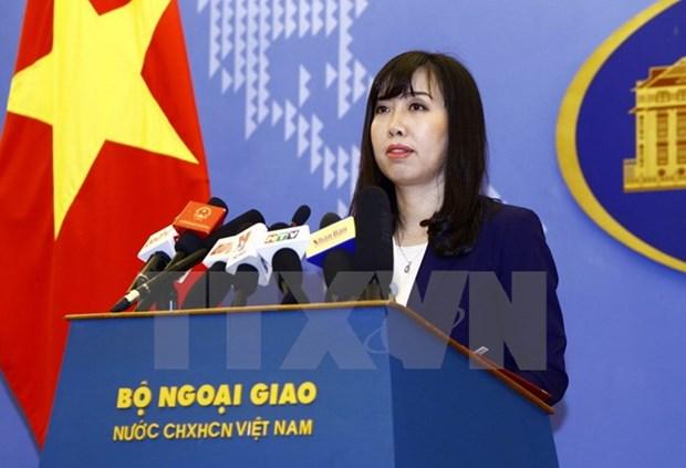 Vietnam adopta medidas necesarias para proteger a ciudadanos en Sudcorea hinh anh 1