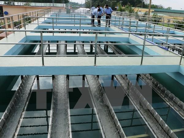 Hanoi por garantizar el acceso a agua potable de toda la poblacion hinh anh 1