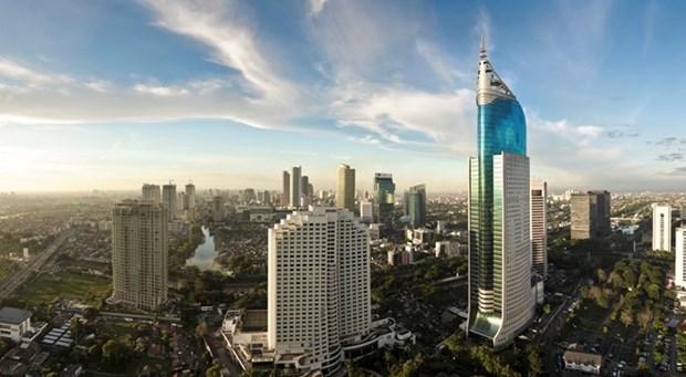 Economia indonesia crecera a 5,3 por ciento en segundo trimestre de 2017 hinh anh 1
