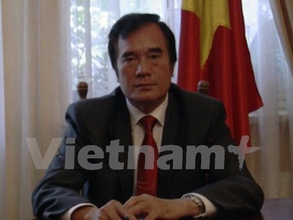 Moldavia desea ampliar lazos multisectoriales con Vietnam hinh anh 1