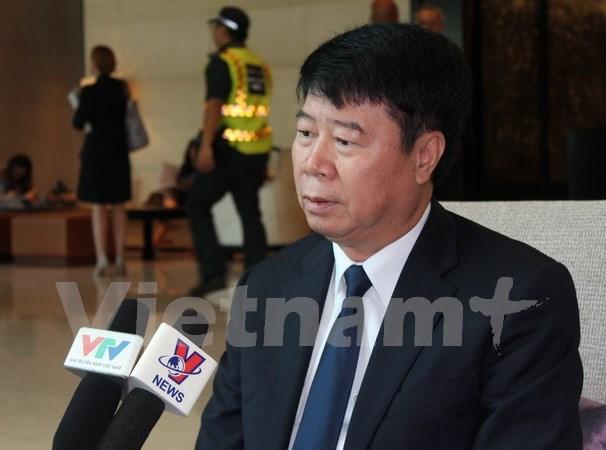 Vietnam y Laos fortalecen cooperacion en seguridad hinh anh 1