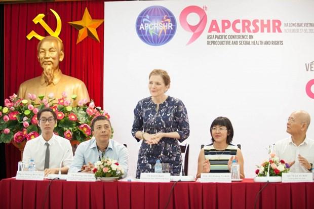 Celebraran conferencia regional sobre derechos reproductivos en Vietnam hinh anh 1