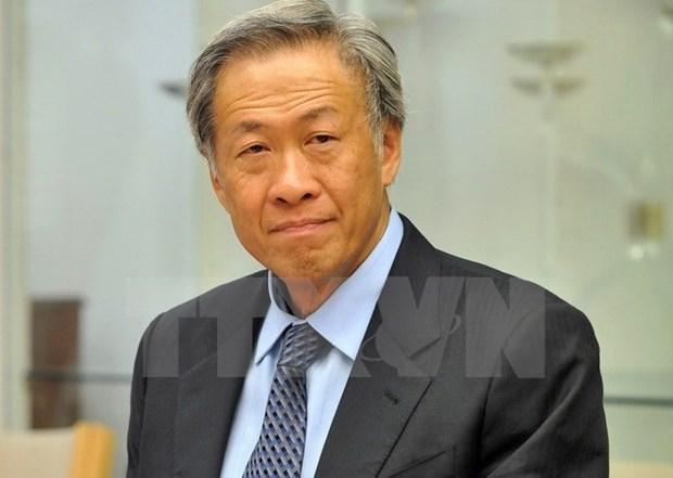 Singapur refuerza fuerzas armadas para enfrentar amenazas terroristas hinh anh 1