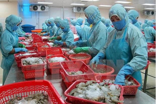 Exportaciones de productos acuicolas de Vietnam alcanzan 3,5 mil millones de dolares hinh anh 1