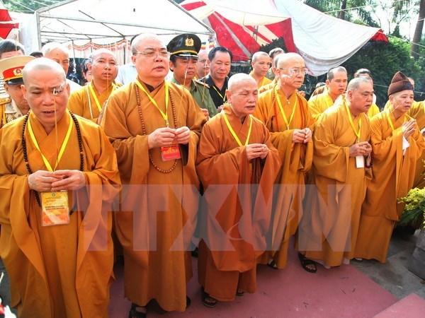 Rinden homenaje a martires vietnamitas caidos en el frente del Norte hinh anh 1