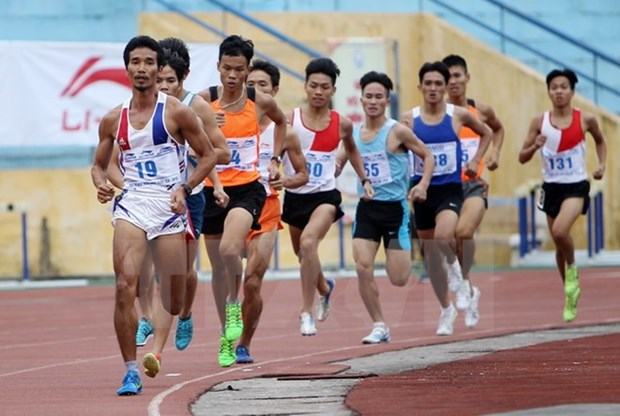 Vietnam competira con seis representantes en campeonato regional de atletismo hinh anh 1