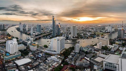 Economias del Sudeste Asiatico, a 20 anos de la crisis financiera hinh anh 1