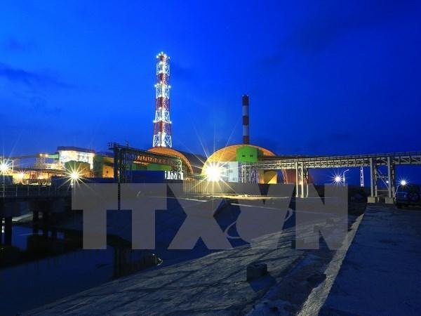 Taekwang Power construira en Vietnam planta termoelectrica de mil 200 megavatios hinh anh 1