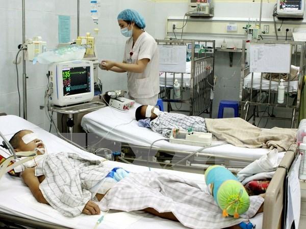 Vietnam reporta 62 casos de encefalitis japonesa hinh anh 1