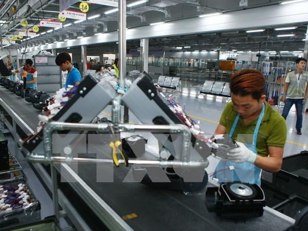 Vietnam atrae casi 20 mil millones de dolares de inversion extranjera en primera mitad de 2017 hinh anh 1