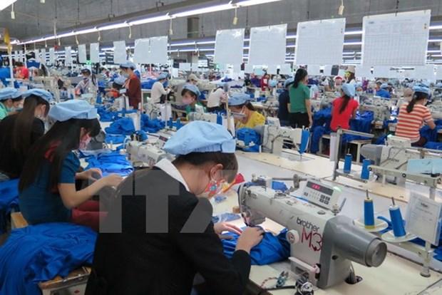 Sector textil de Vietnam: Crecimiento alto pero con riesgo para su sostenibilidad hinh anh 1
