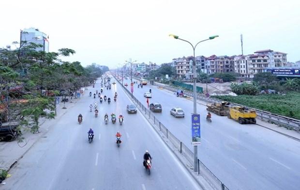 Inversiones publicas de Hanoi superaran 900 millones de dolares para 2020 hinh anh 1