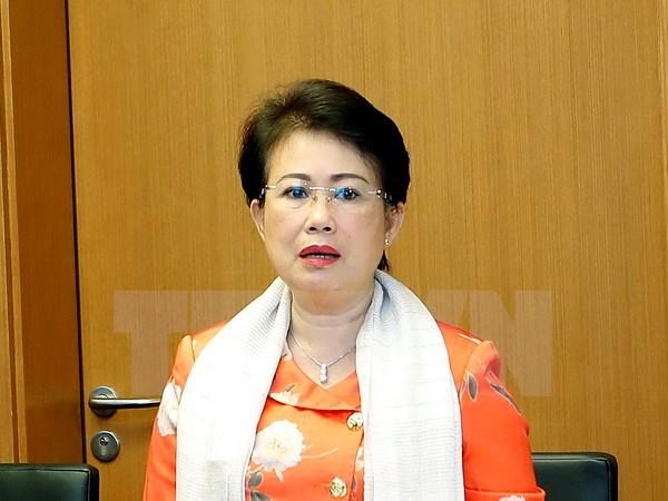 PCV propone medidas disciplinarias a casos de violaciones de militantes hinh anh 1