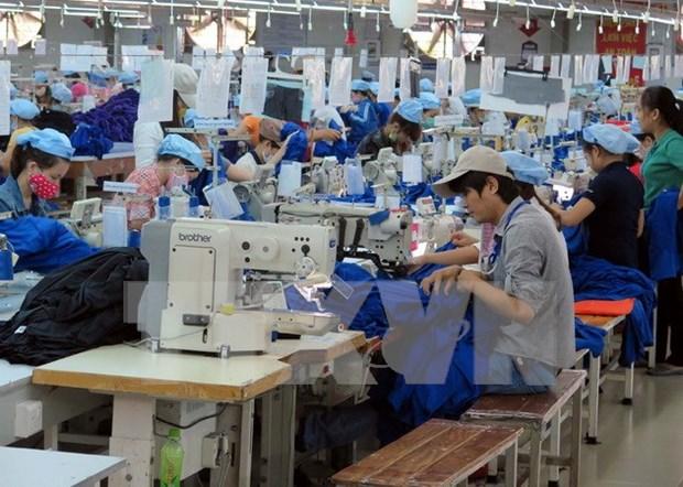 Hanoi espera nueva ola de inversion en sus parques industriales hinh anh 1