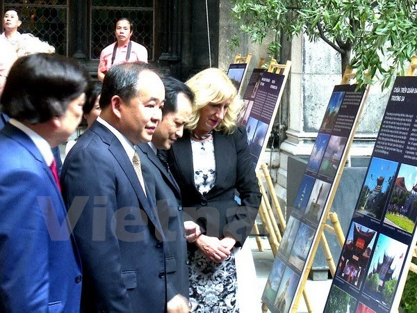 Dia de la Cultura vietnamita en Austria: ocasion para estrechar relaciones entre ambos pueblos hinh anh 1