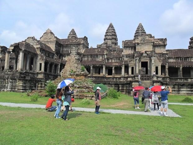 Camboya impulsa estrategia de formacion de recursos humanos en turismo hinh anh 1