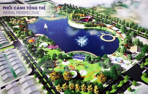 Vietnam construira primer parque astronomico al aire libre del Sudeste Asiatico hinh anh 1