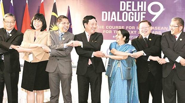Vietnam participa en dialogo sobre relaciones India-ASEAN hinh anh 1