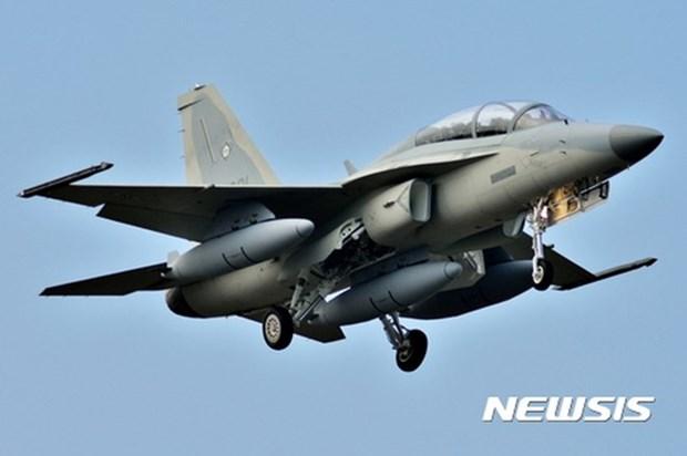 Sudcorea transfiere 12 aviones de ataque ligero a Filipinas hinh anh 1