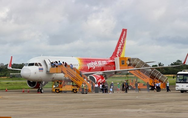 Transfieren primer Airbus A320 CEO a Jetstar Pacific de Vietnam hinh anh 1