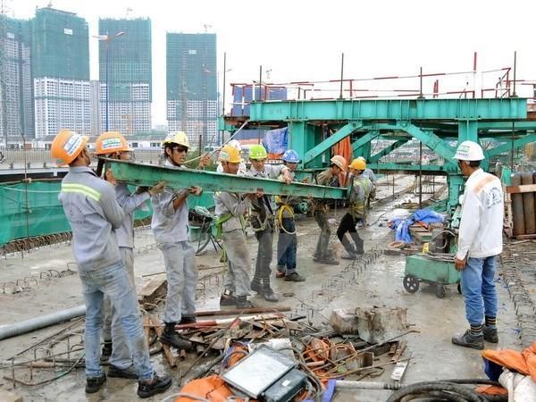 Hanoi avanza en proyecto piloto de metro urbano hinh anh 1