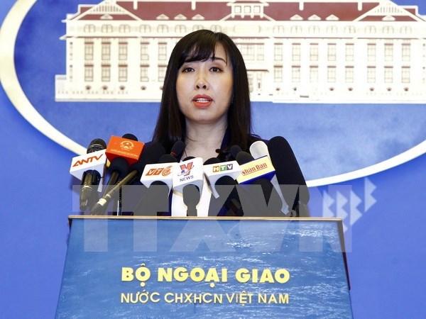 Vietnam exige a Filipinas verificar informacion sobre asesinato de tripulantes nacionales hinh anh 1