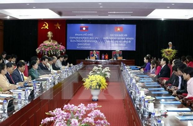 Provincia vietnamita fomenta respaldo a Laos en esfera educativa hinh anh 1