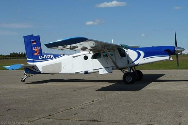 Indonesia: avion privado cae en provincia oriental hinh anh 1