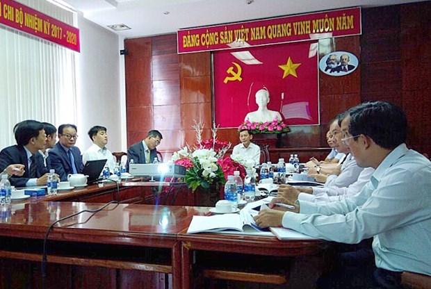 Grupo hongkones planea invertir en construccion de complejo turistico en Can Tho hinh anh 1