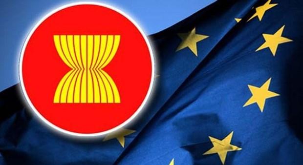 UE aspira a establecer asociacion estrategica con ASEAN hinh anh 1