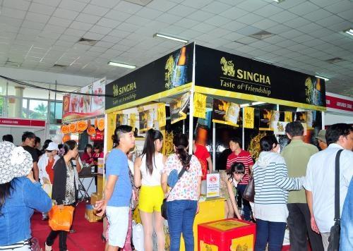 Inauguran Semana de Tailandia 2017 en ciudad survietnamita de Can Tho hinh anh 1